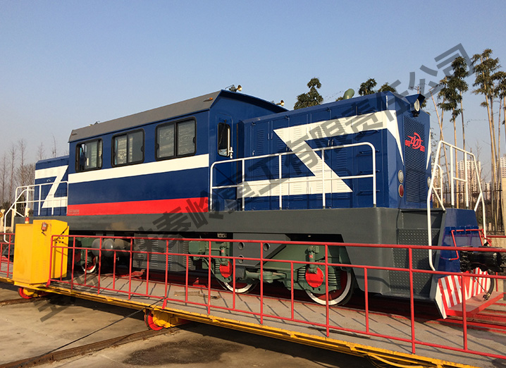 吴江1400马力机车视频展示1