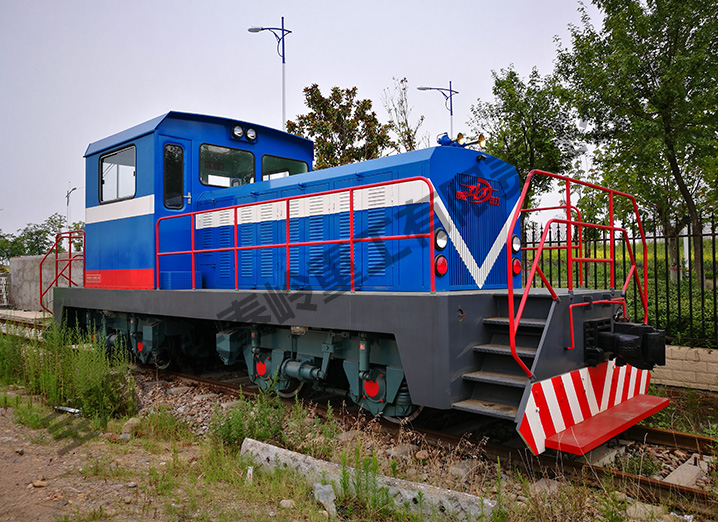 ZTY600型内燃牵引机车