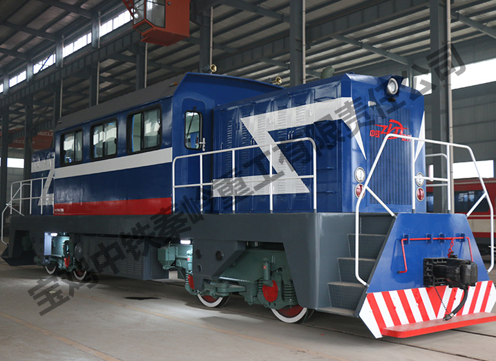 常熟ZTYS1200型内燃牵引机车(双动力)