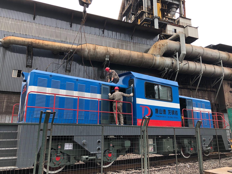 江苏新购机车上线运行 节能减排效果显著