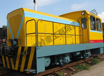 ZTY240型内燃牵引机车