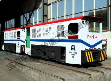 ZTY80/600E(S)矿用柴油机牵引机车