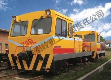 ZTY380-1型内燃牵引机车