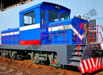 ZTY420型内燃牵引机车