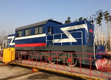 ZTYS1100型内燃牵引机车(双动力)